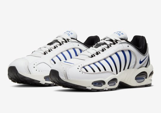 The Nike Air Max Tailwind IV Is Arriving Soon In Classic Blue