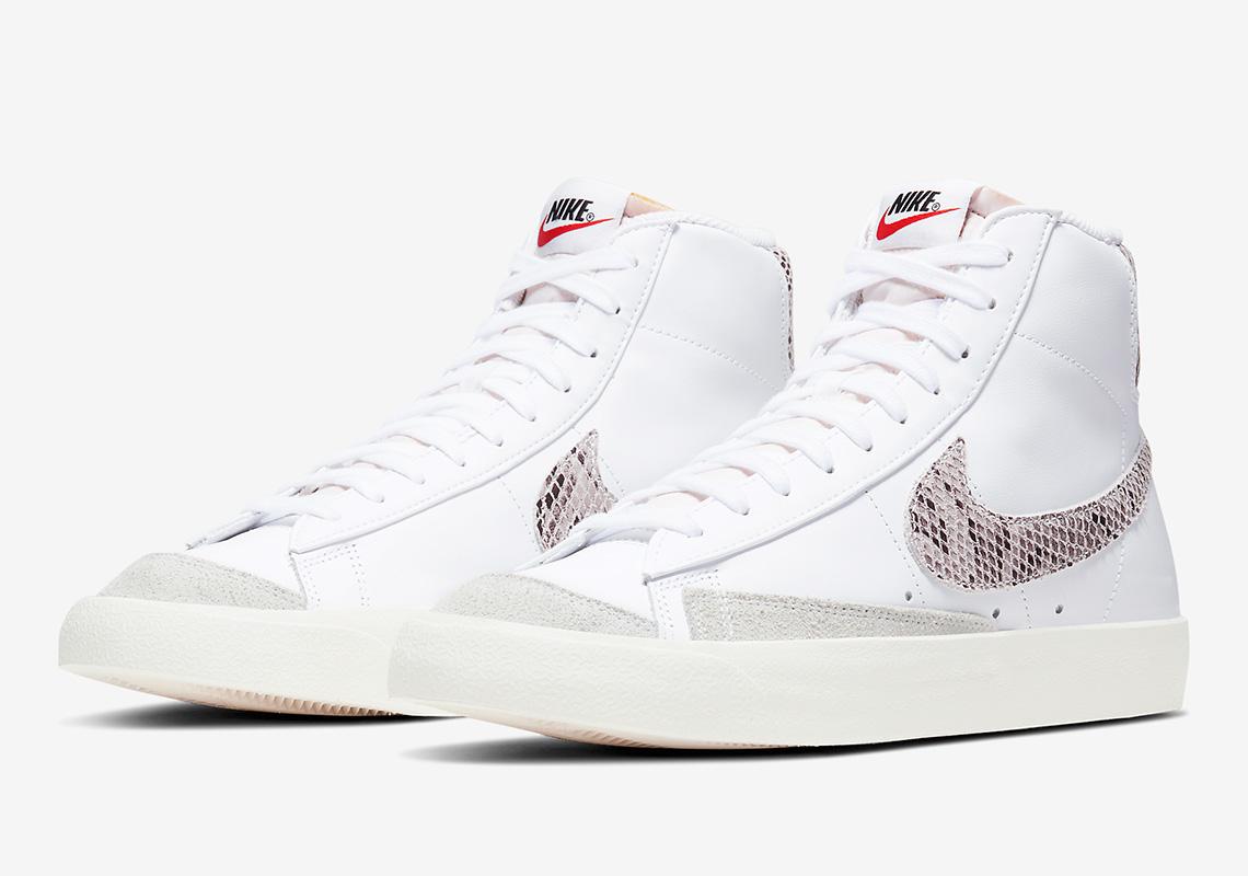 Nike Blazer Mid Vintage Snakeskin