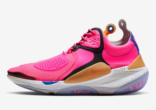 "Official Images Of The Nike Joyride NSW Setter ""Hyper Pink"""