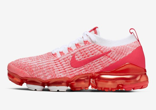 "Official Look at the Nike Vapormax Flyknit 3 ""China Hoop Dreams"" Pack for Women"