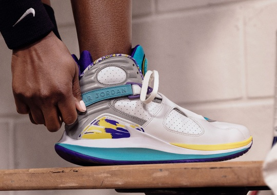 "Here's When You Can Buy Sloane Stephens' NikeCourt Air Zoom Zero ""Aqua"""