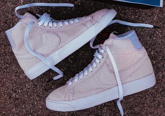 Third Stranger Things x Nike Blazer Is Inspired By Hidden Lair Under Starcourt Mall