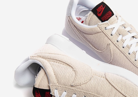 "The Stranger Things x Nike ""Upside Down"" Capsule Releases On August 13th"