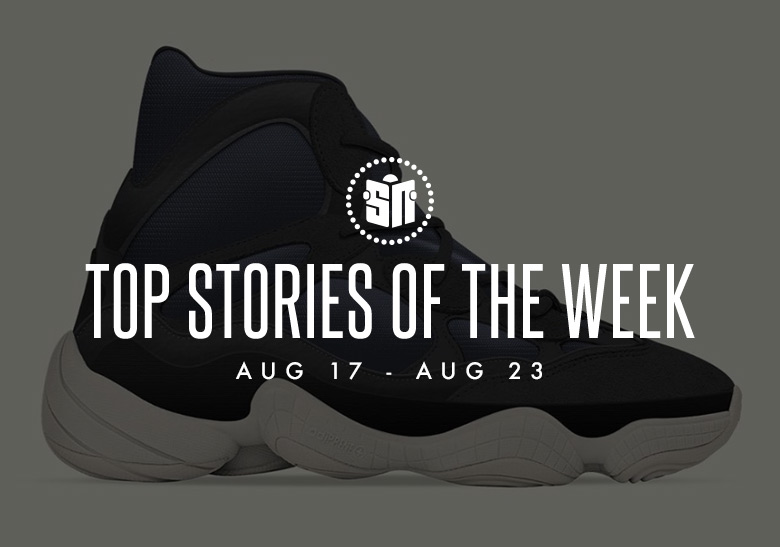 SneakerNews Info + Updates August 23rd 2019 | SneakerNews.com
