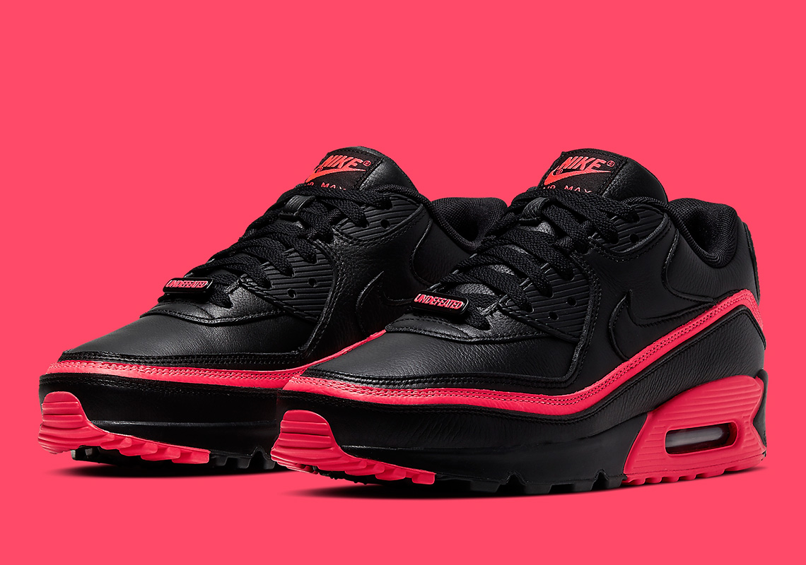 UNDEFEATED Nike Air Max 90 Release Date Info |