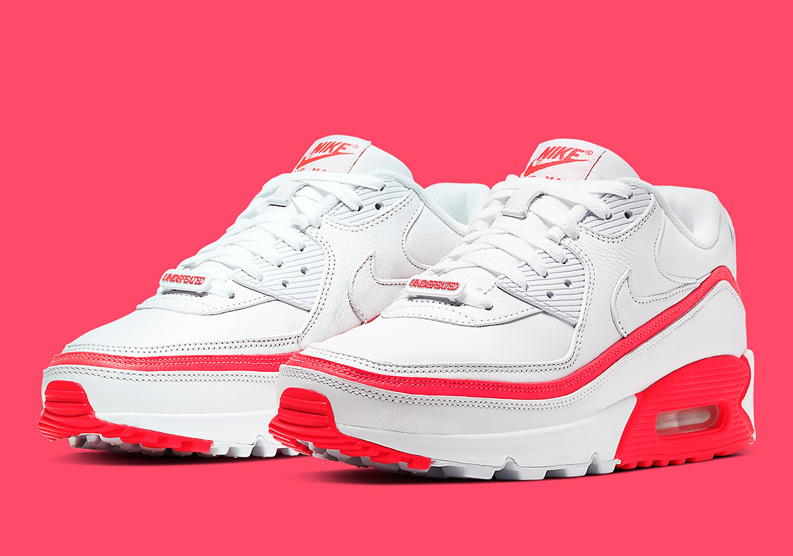 Undefeated Nike Air Max 90 2020 Collection Release Date SBD