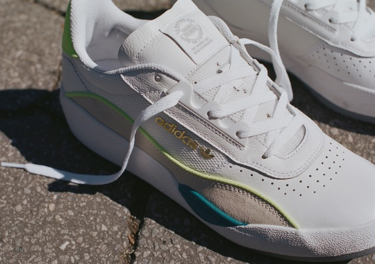 The adidas Skateboarding Liberty Cup Infuses Classic Tennis Aesthetic