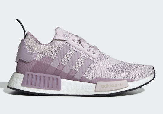 The adidas NMD R1 Primeknit Utilizes Overlays Inspired By Technical Outerwear