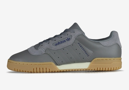 The adidas Powerphase Returns With Grey Uppers And Gum Soles