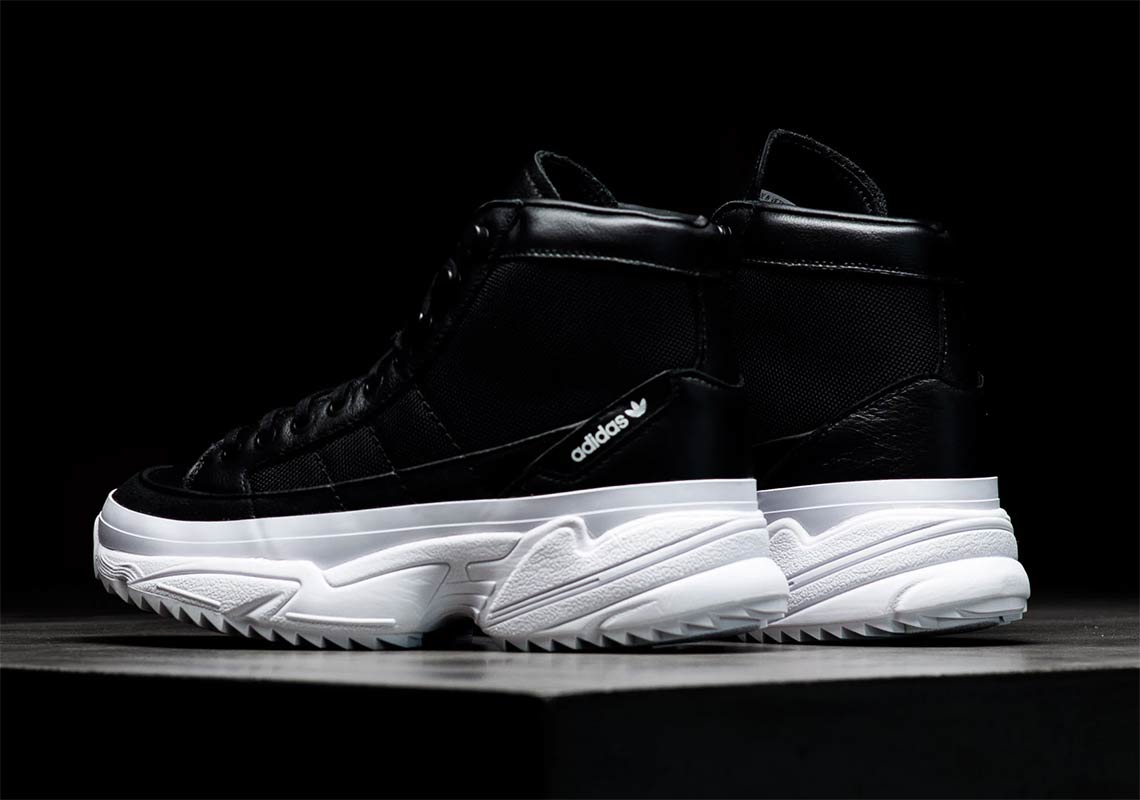 adidas Takes Inspiration From Combat Boots For The Kiellor Xtra