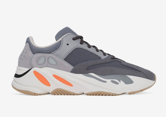 "adidas Yeezy Boost 700 ""Magnet"" Release Confirmed For September 4th"