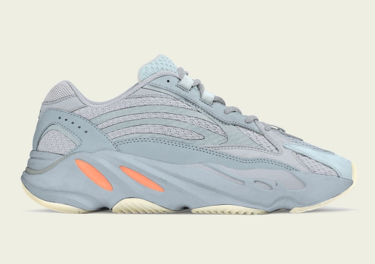 "The adidas Yeezy Boost 700 V2 Revisits The Classics With An ""Inertia"" Colorway"