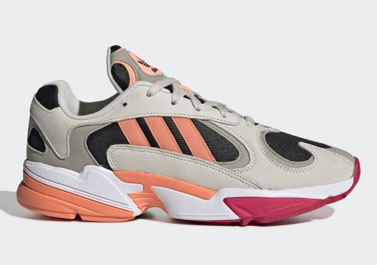 "The adidas Yung-1 ""Salmon"" Is Arriving This Fall"