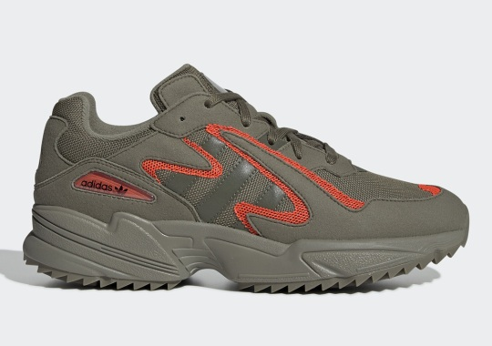 The adidas Yung-96 Gets Built For The Trails