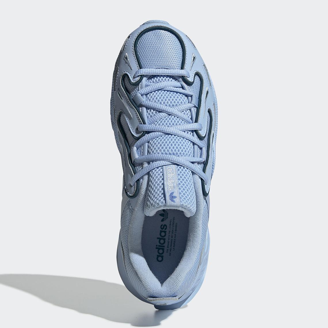 adidas eqt gazelle bleue