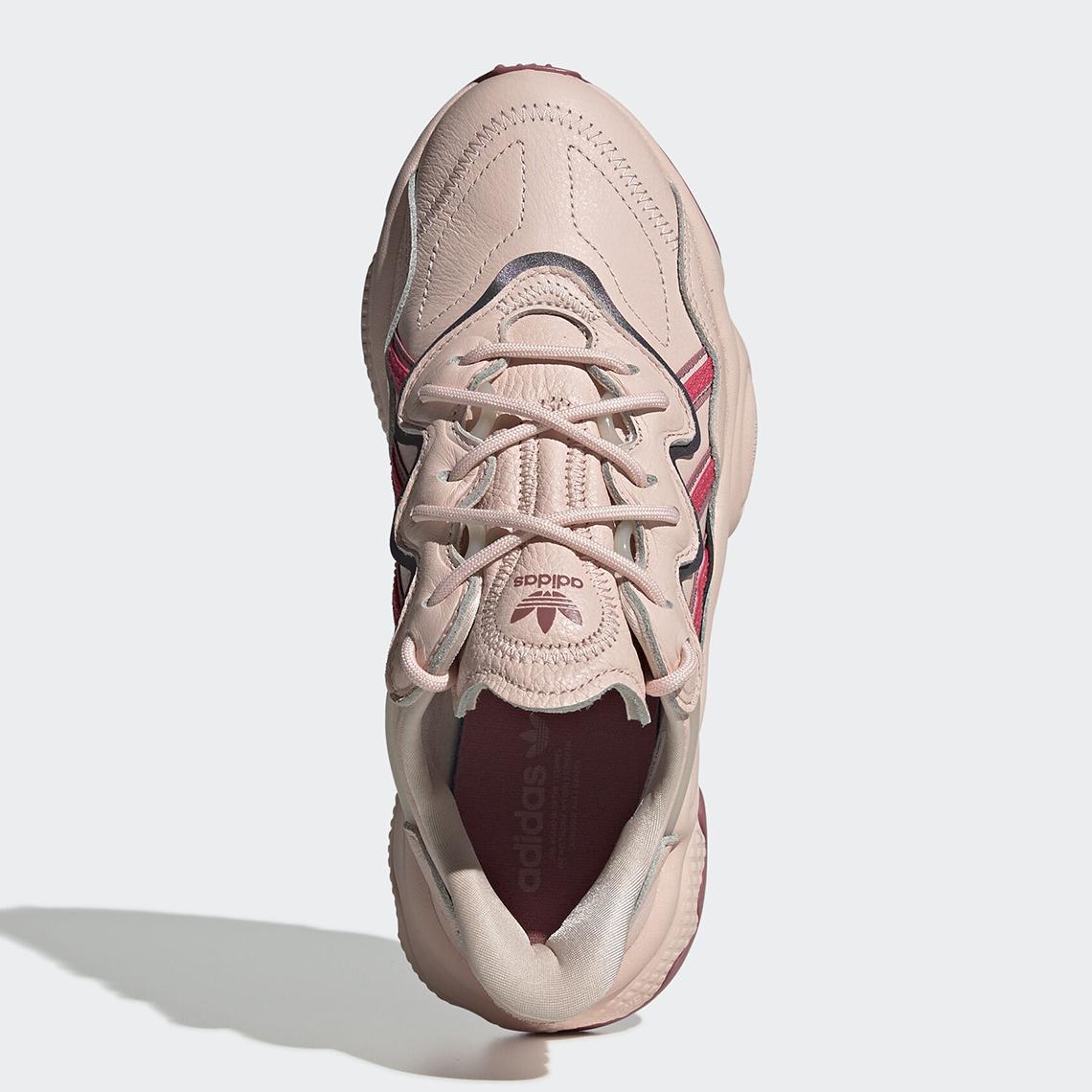 ozweego adidas pink