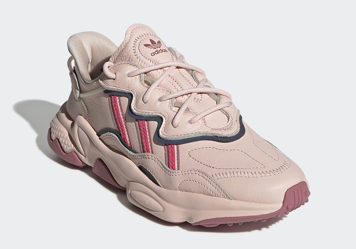 adidas Ozweego Icy Pink EE5719 Release Date | SneakerNews.com