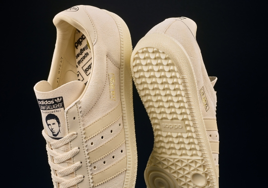 adidas Spezial And Liam Gallagher Create A New LG SPZL