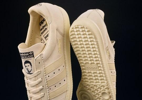 adidas Spezial And Liam Gallagher Create A New LG SPZL