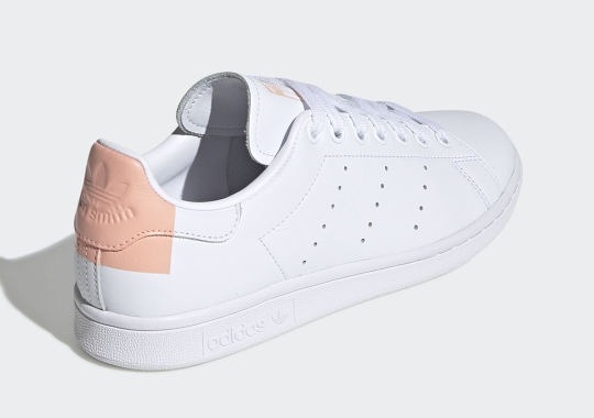"The adidas Stan Smith Gets A ""Defiant"" Style Paint Job"