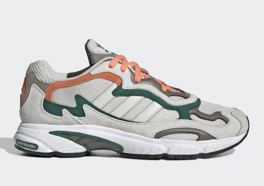 adidas Adds Miami-Inspired Hues to the Temper Run