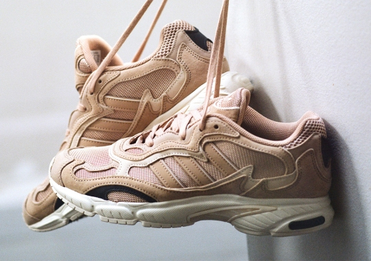 Sneakersnstuff Reveals Exclusive adidas Temper Run