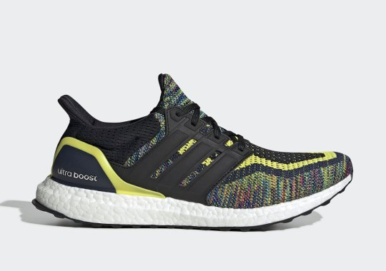 An adidas Ultra Boost 2.0 with Multicolor Accents Has Arrived