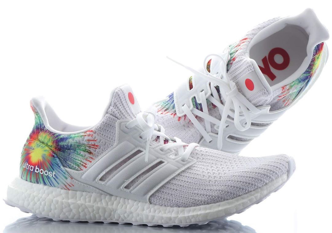 adidas Ultra Boost Japan Fireworks FW3730 Release Date