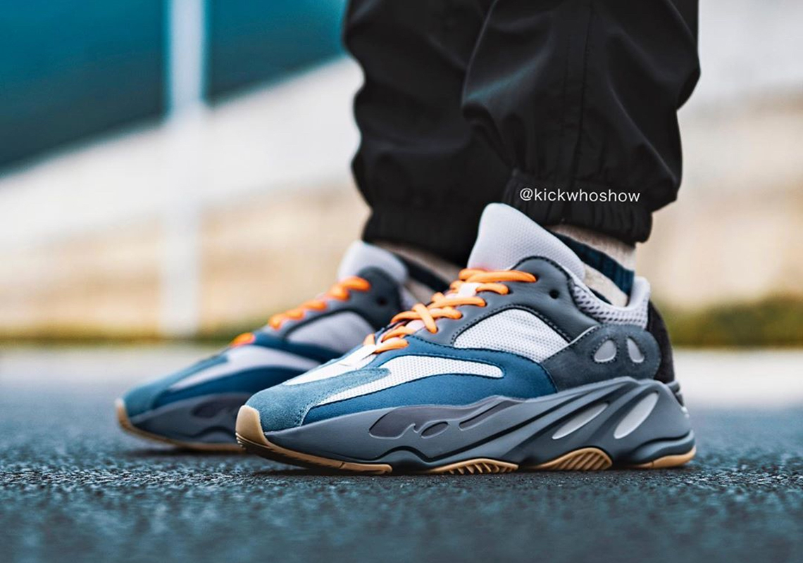 adidas Yeezy 700 Teal Blue Release Info