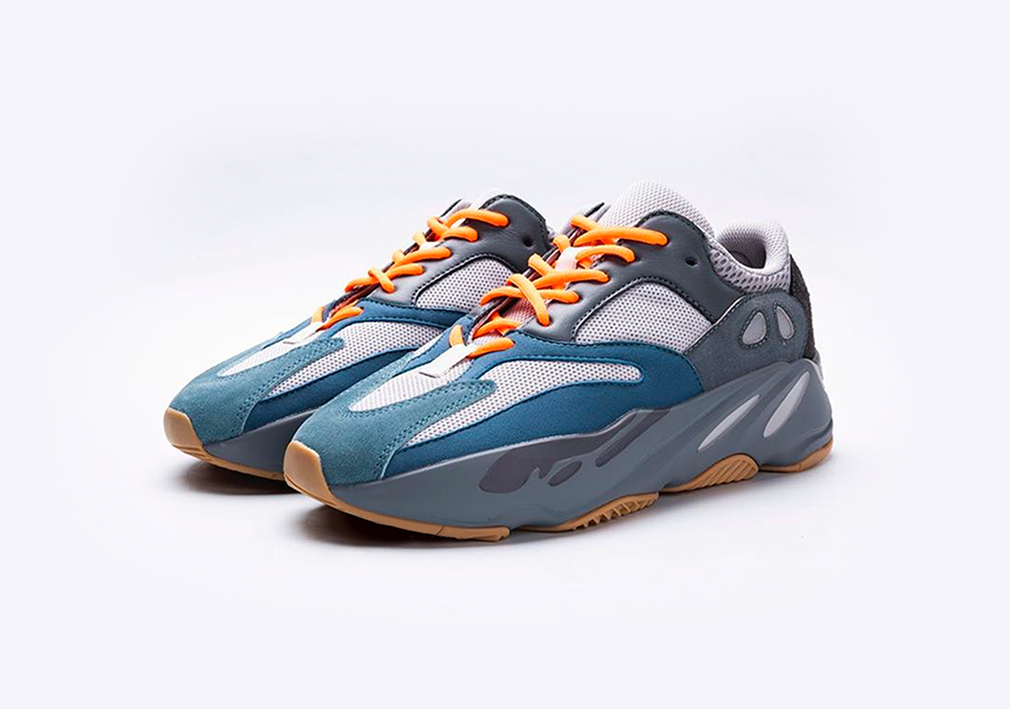 save off e46ce da80b adidas Yeezy Boost 700 Teal Blue | SneakerNews.com