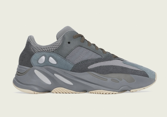 "The adidas Yeezy Boost 700 ""Teal Blue"" Revealed"