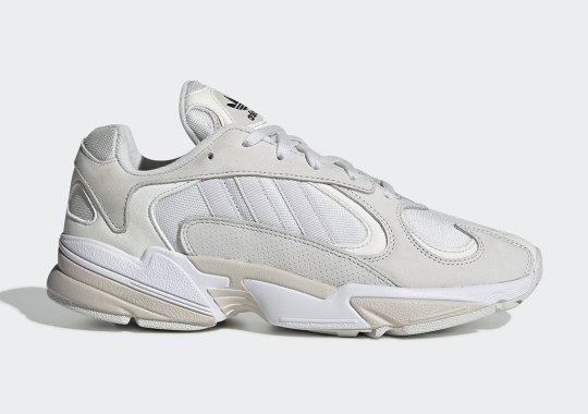 "A ""Crystal White"" Rendition Of The adidas Yung-1 Is Coming Soon"