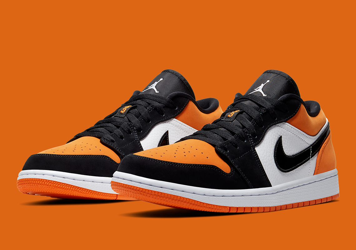 super popular dbcab fe160 Jordan 1 Low Shattered Backboard 553558-128 | SneakerNews.com