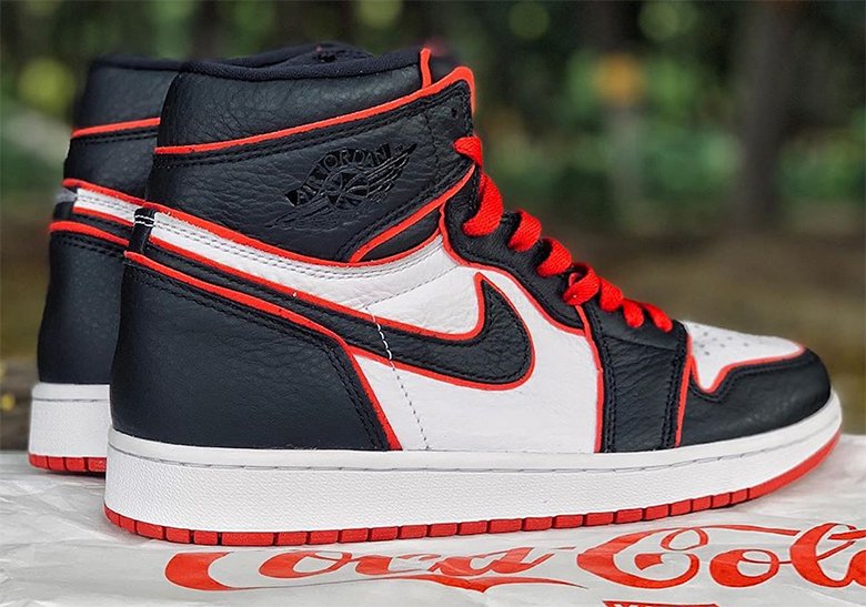 zapatos genuinos venta de liquidación presentación Air Jordan 1 Meant To Fly 555088-062 Release Date ...