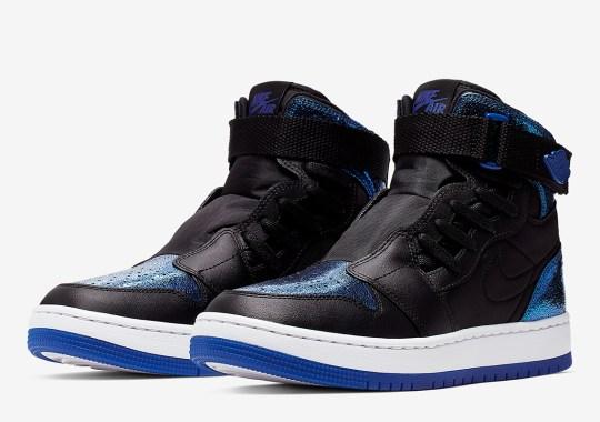 """The Air Jordan 1 Nova XX Receives A """"Metallic Royal"""" Look"""