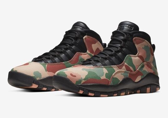 the latest 88030 912c6 Air Jordan 10 - Latest Release Info | SneakerNews.com