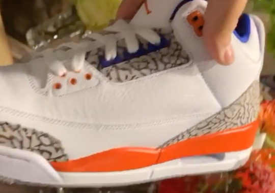 new arrival c398a d8b0c Air Jordan 3 - Latest Release Details | SneakerNews.com