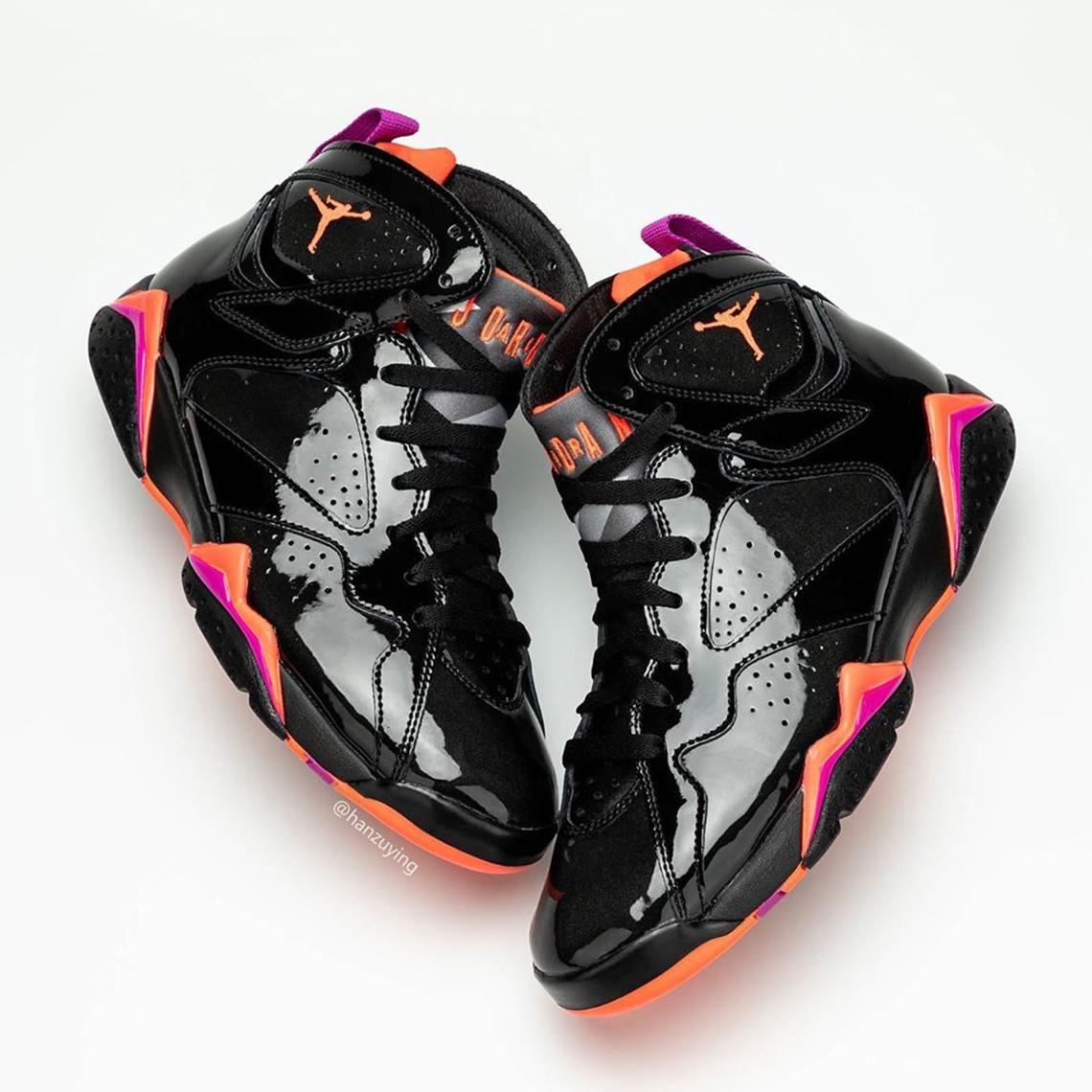 Jordan 7 Patent Leather 313358-006