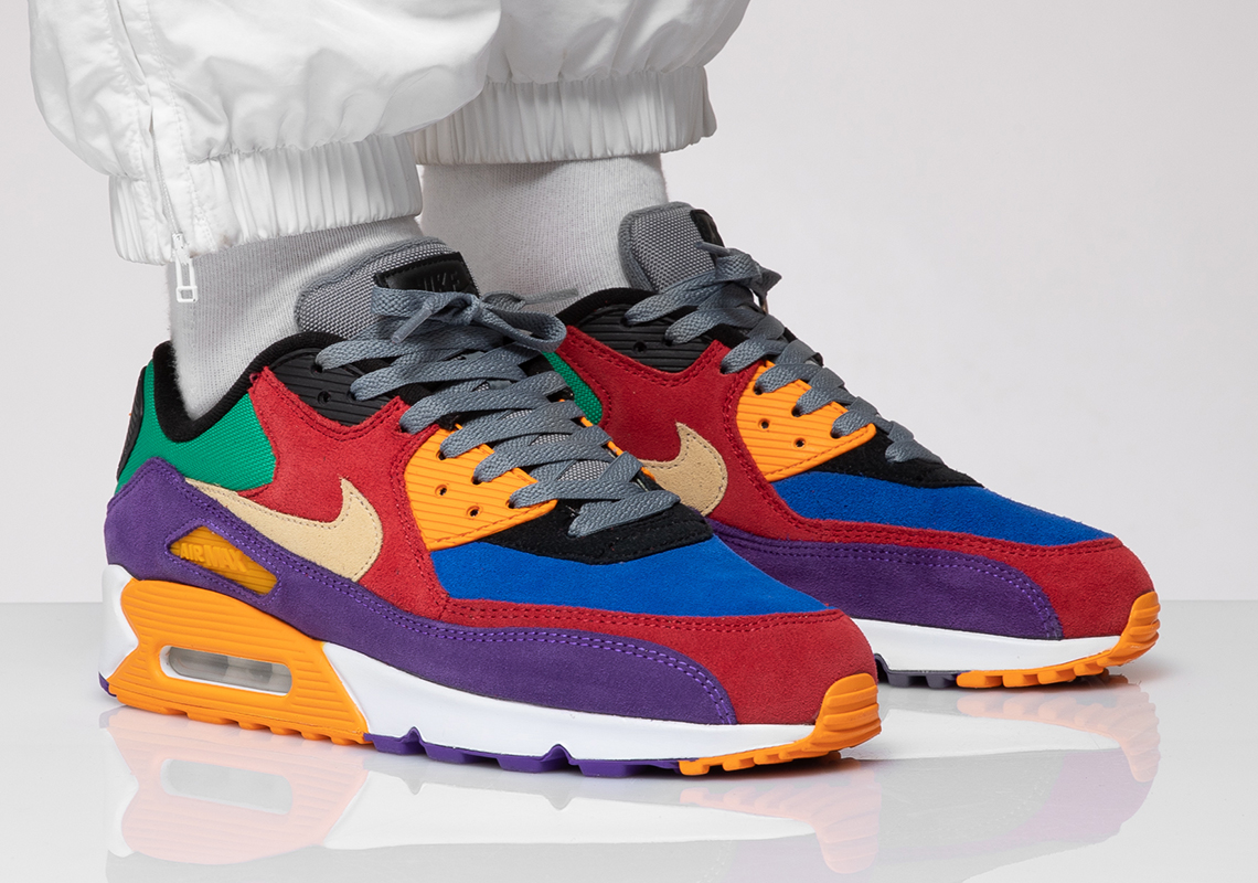 Air Max 90 Viotech Release Date CD0917-600 | SneakerNews.com