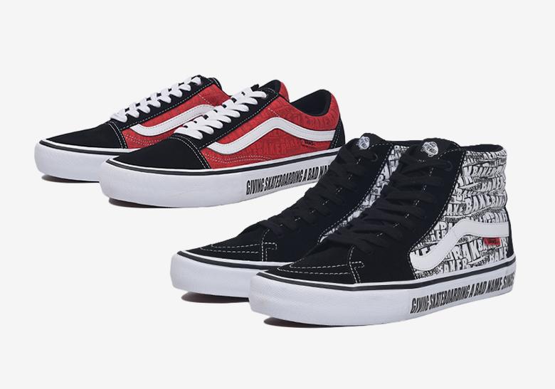 sneakernews vans