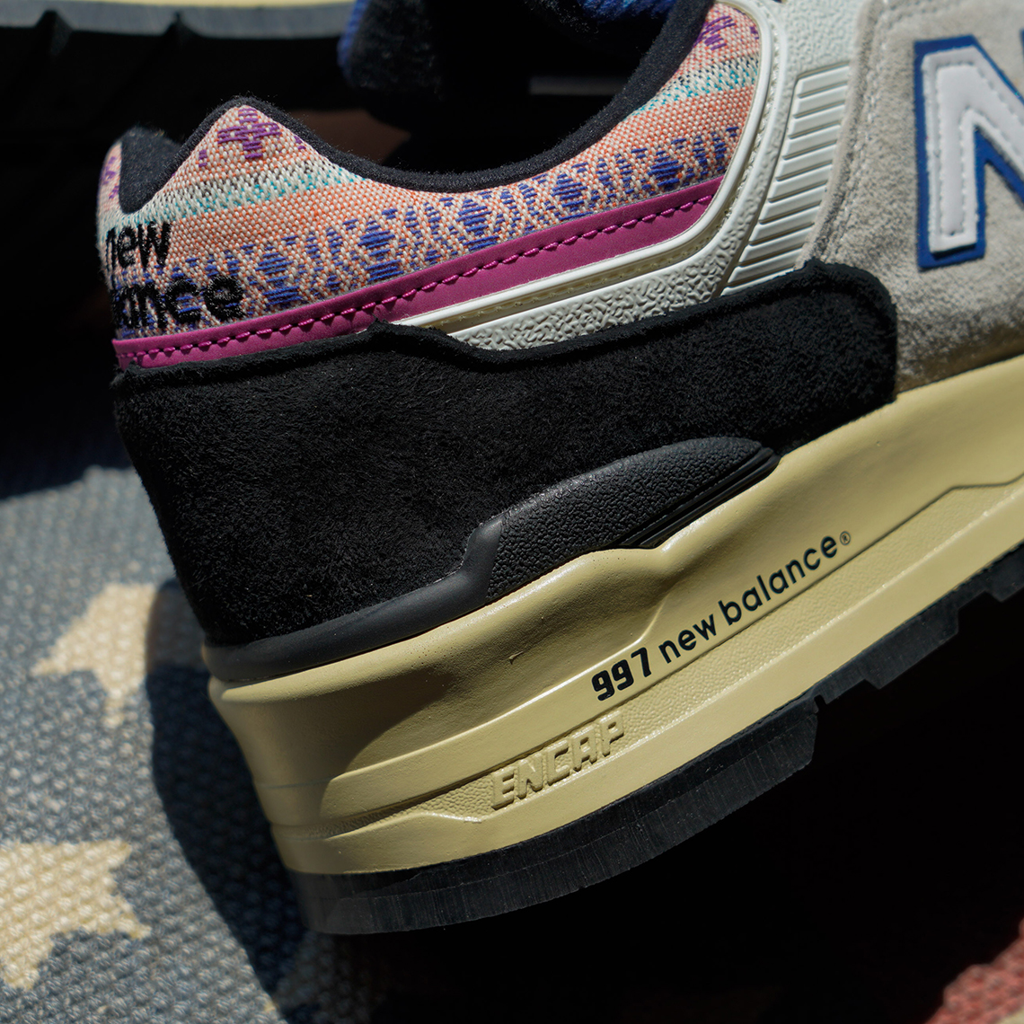 New Balance 997 Jimi Hendrix Woodstock