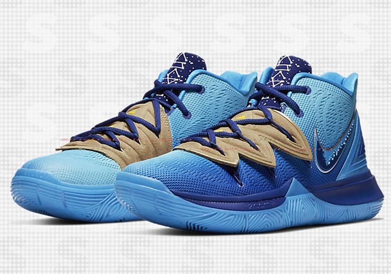 Concepts Nike Kyrie 5 Constellation Astrology Release Info