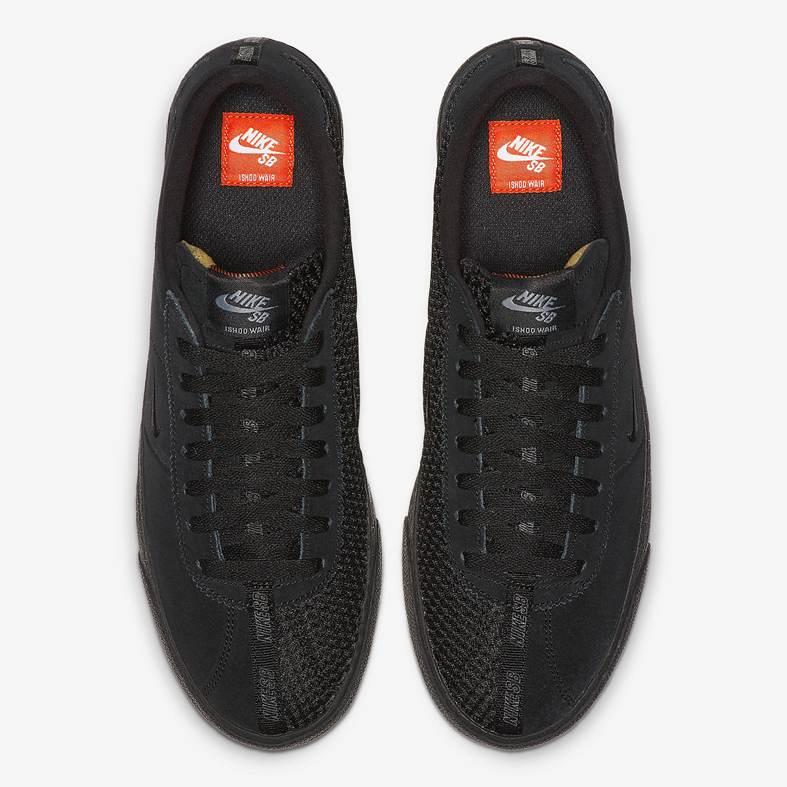 lowest price ea722 16a09 Ishod Wair Nike SB Bruin ISO CN8827-300 + CN8827-001 Release ...