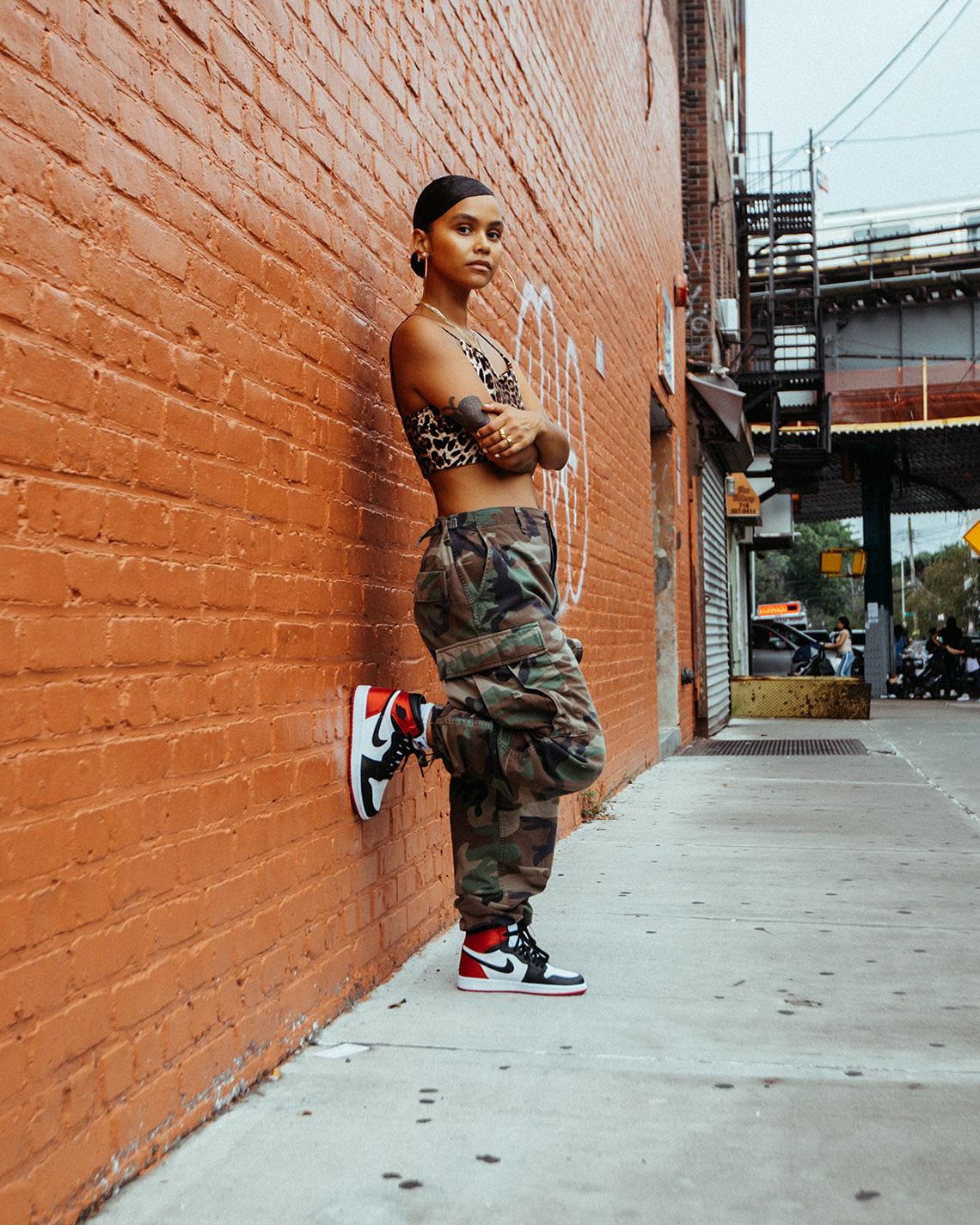 jordan 1 outfit girl