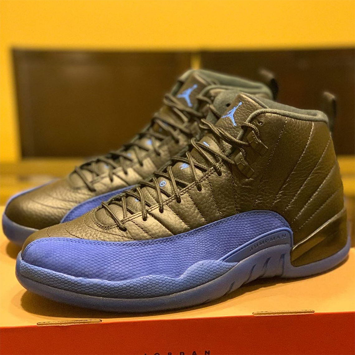 best service c3409 cfe4f Jordan 12 Game Royal Release Date | SneakerNews.com