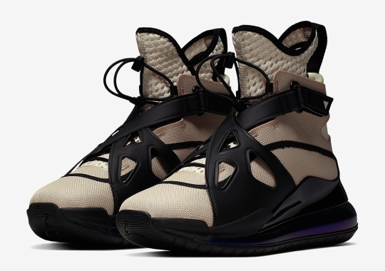 """Official Images Of The Jordan Air Latitude 720 """"Fossil"""""""