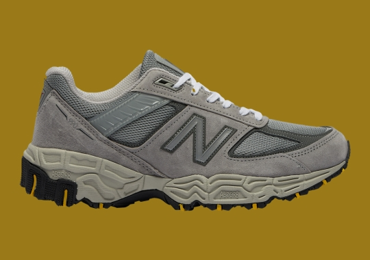 New Balance Is Releasing A Hybrid Of The 990v5 And 801 Trail Shoe