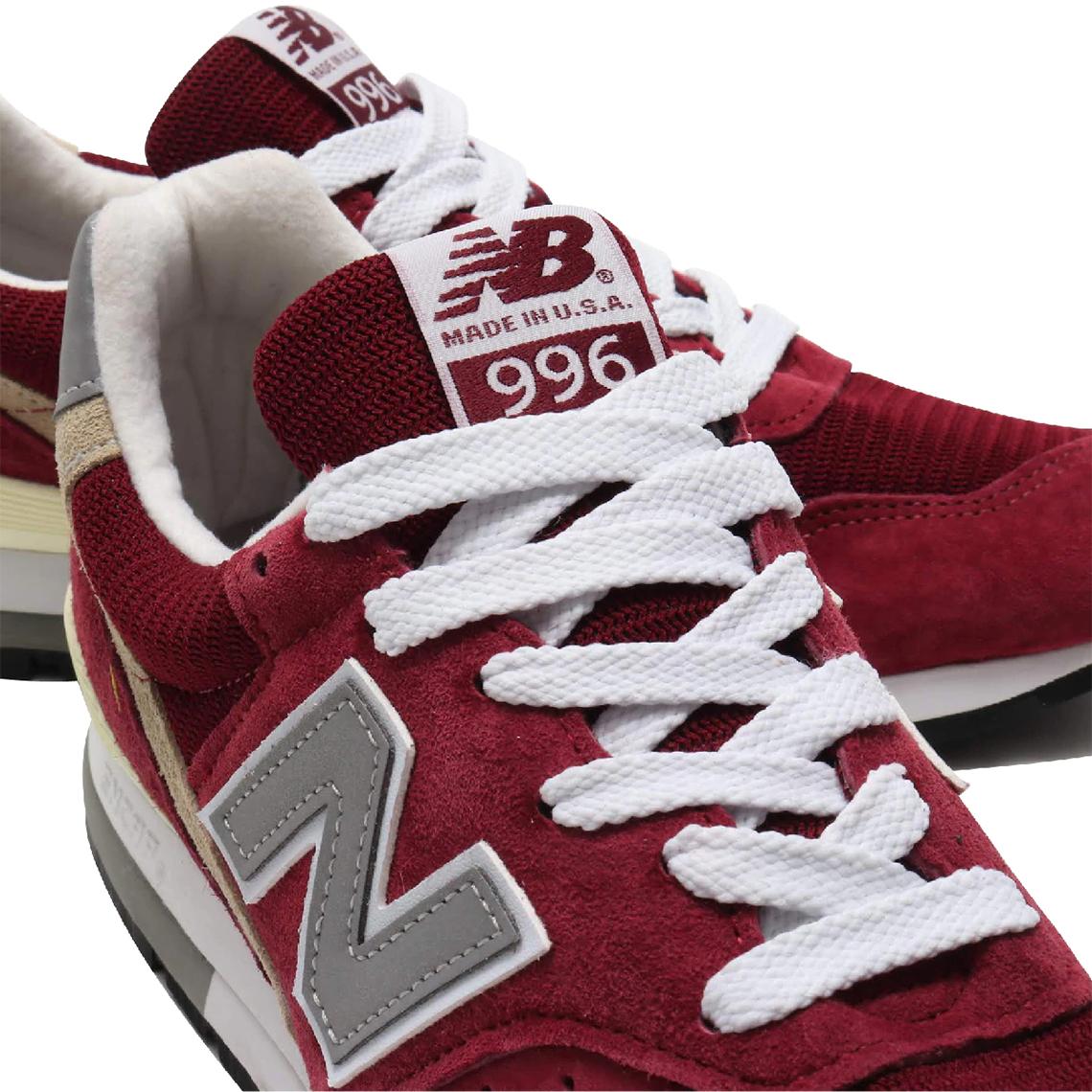 new balance 996 bordeaux