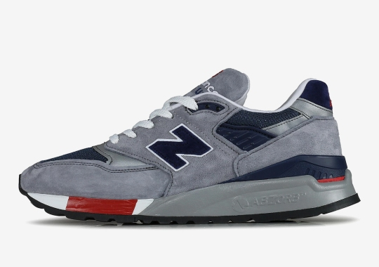 New Balance Brings Back The Made In USA 998 In An OG Colorway