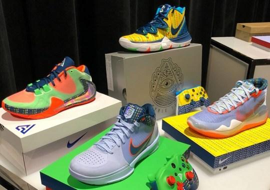 Nike Basketball Creates Exciting PEs For 2019 Skills Academy